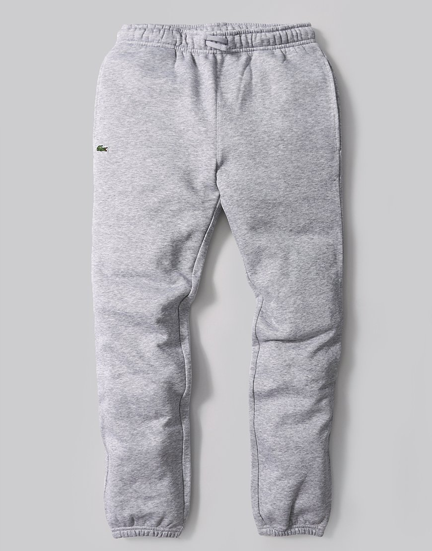 f33042faeab5e0 Lacoste Sport Kids Sweat Pants Silver