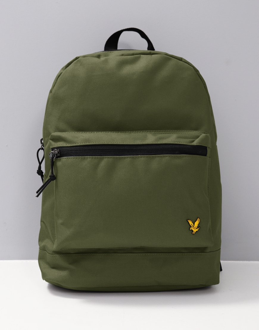 Lyle & Scott Backpack Woodland Green
