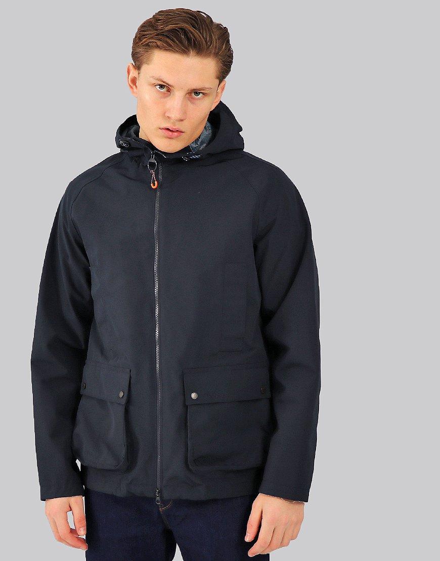 Barbour Medway Jacket Navy
