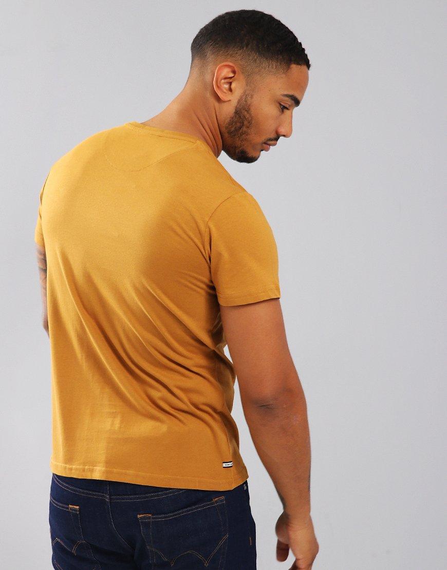 Weekend Offender Ortiz T-Shirt Mustard