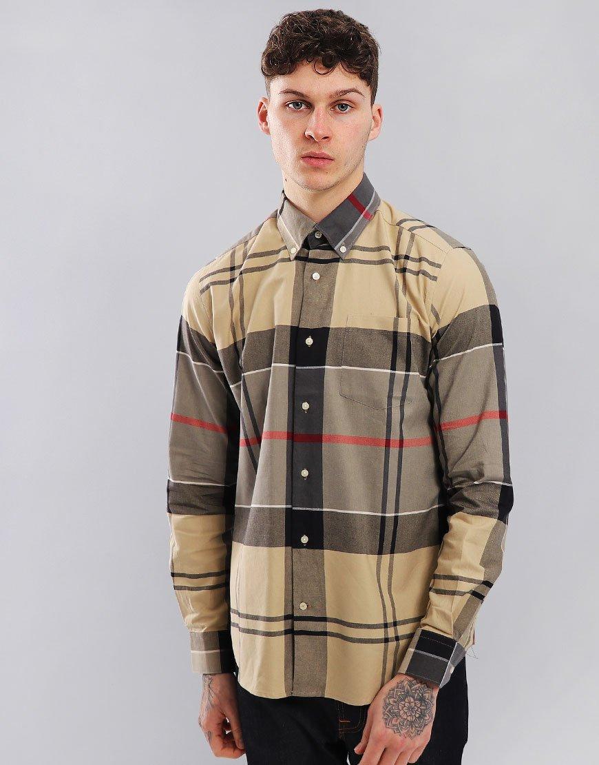 Barbour Kelso Large Check Shirt Dress Tartan