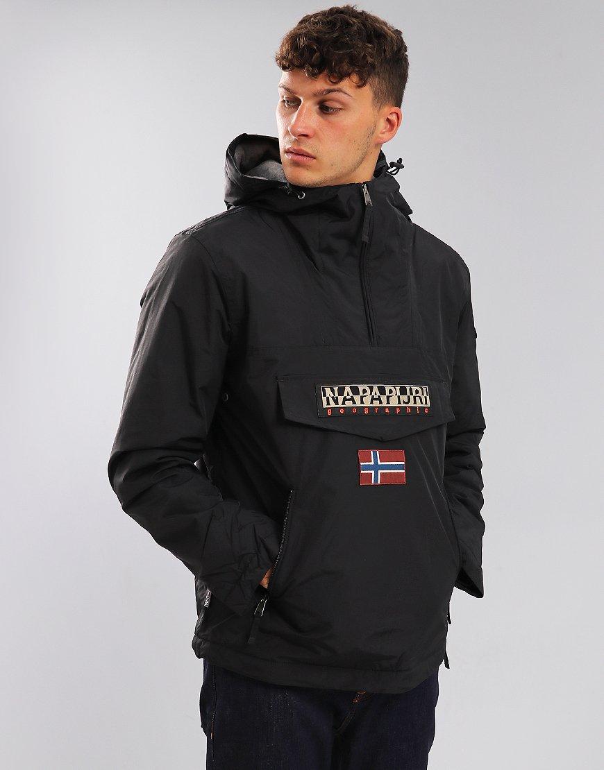 Napapijri Rainforest Winter Pocket Jacket Black