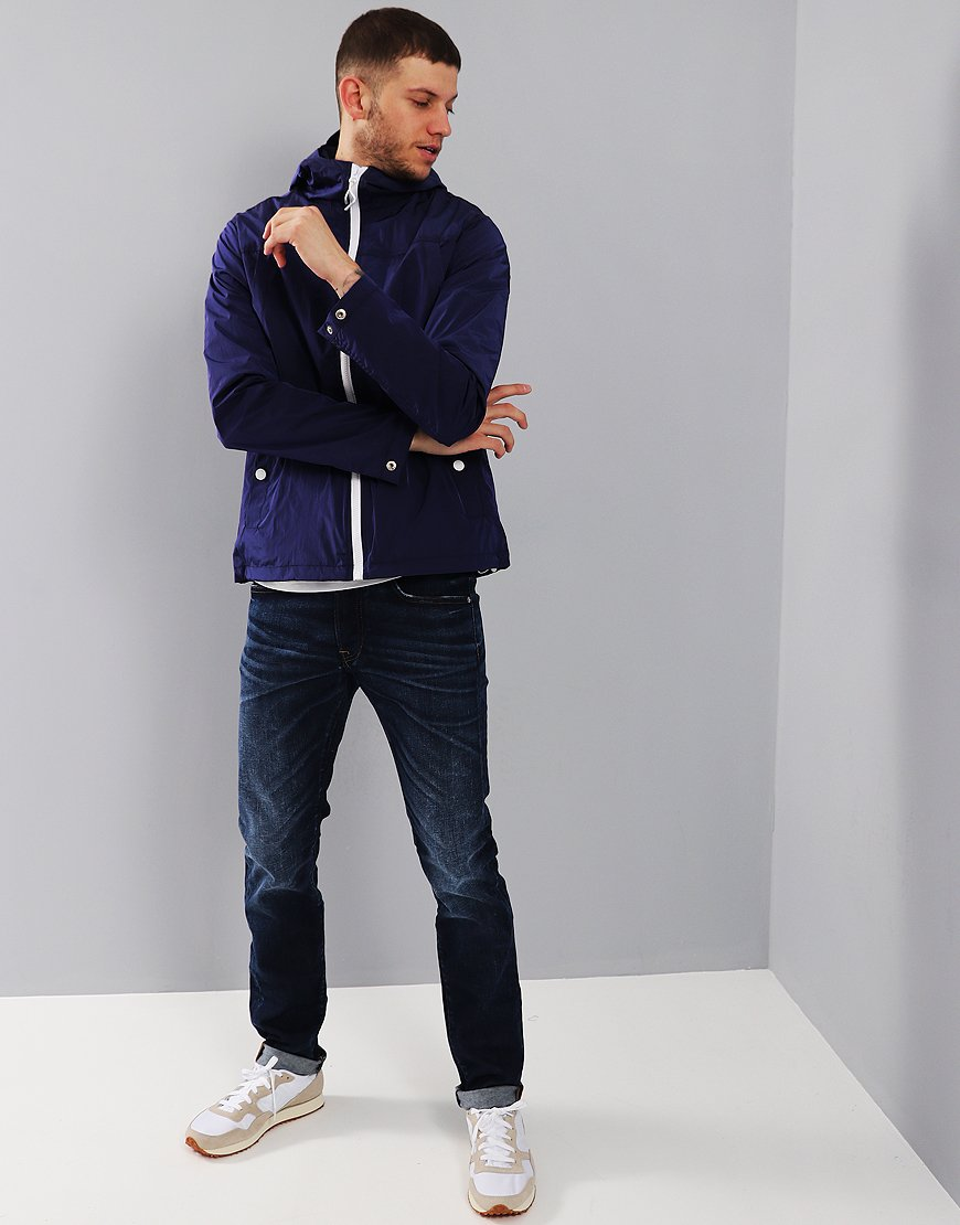 Weekend Offender Twain Jacket French Navy