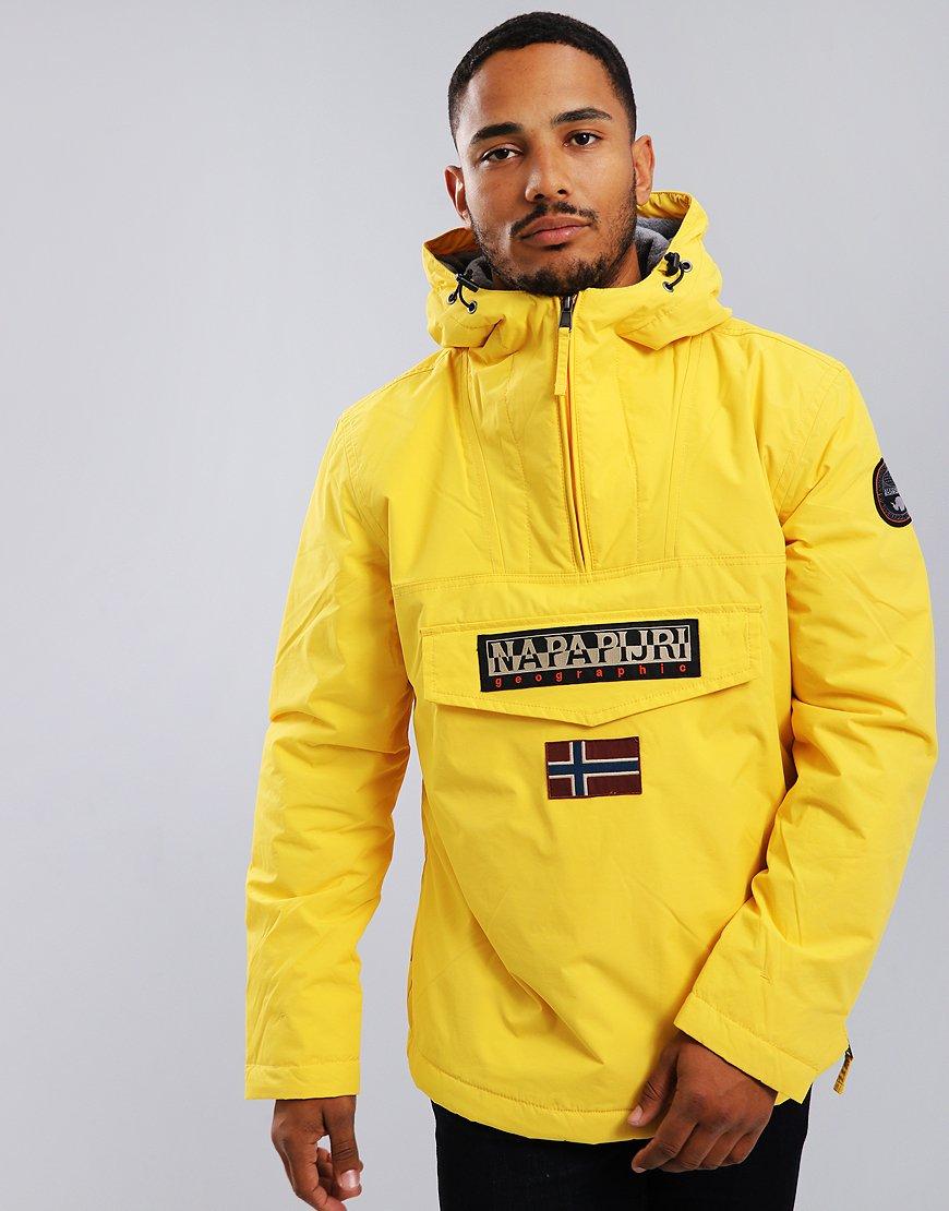 Napapijri Rainforest Winter Jacket Spark Yellow