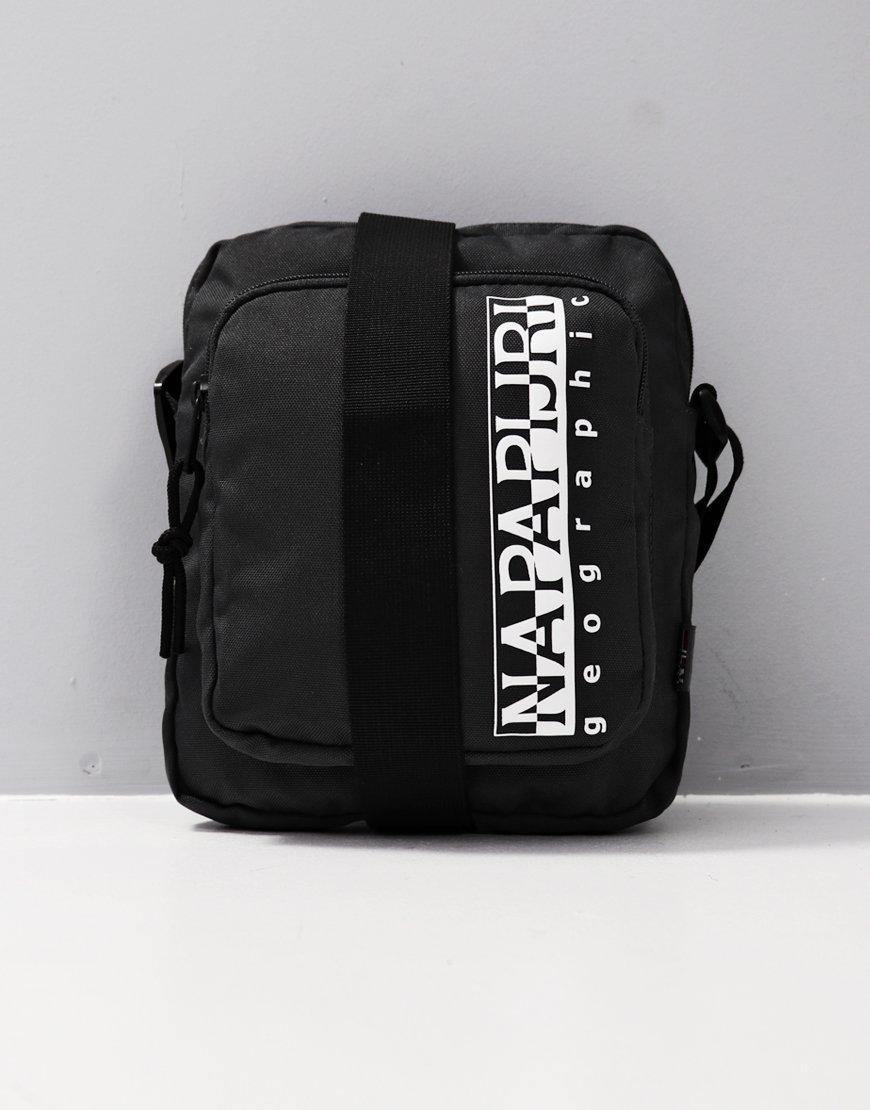 Napapijri Happy Cross Pocket Bag Black
