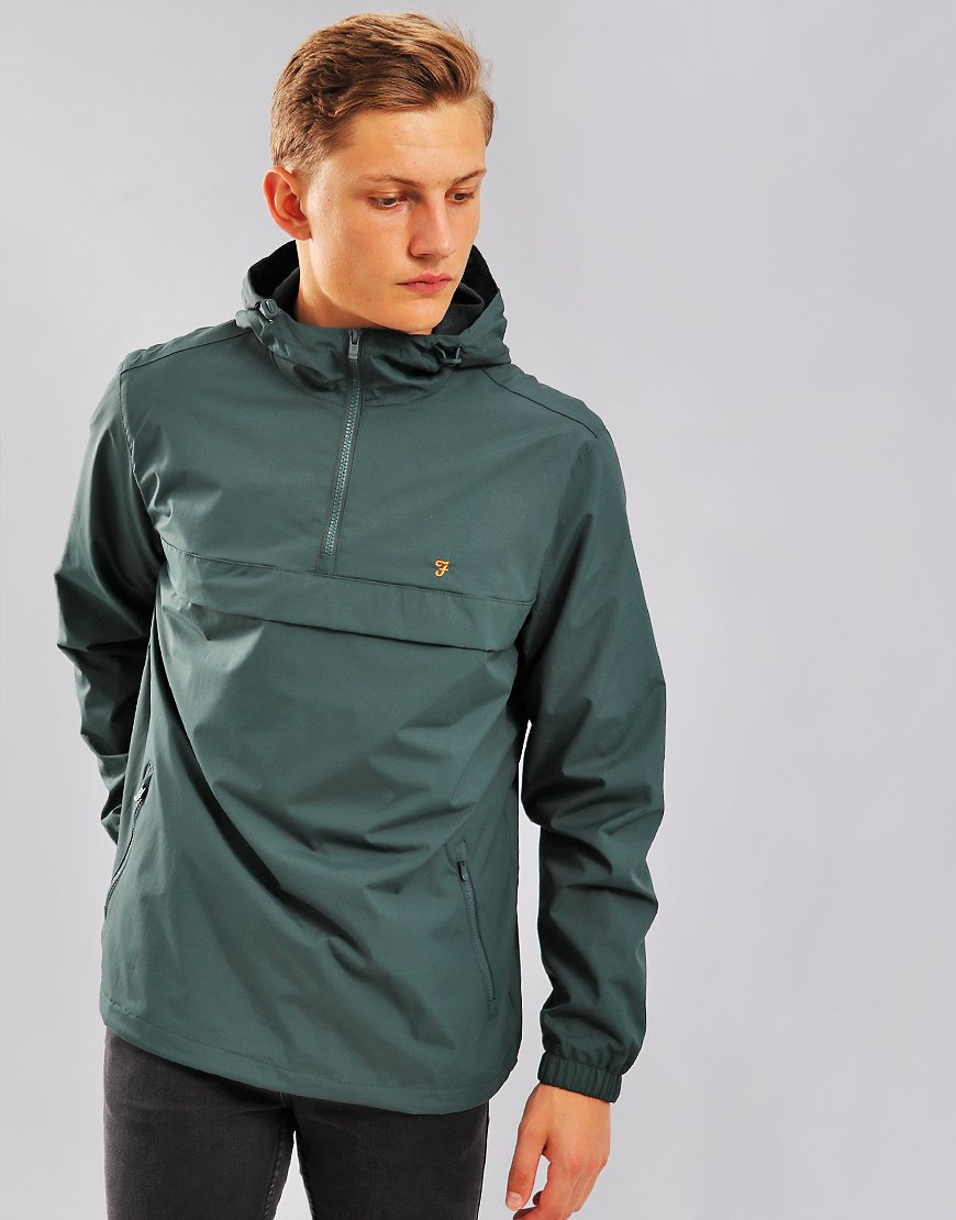 Farah Mani Jacket Gillespie Green