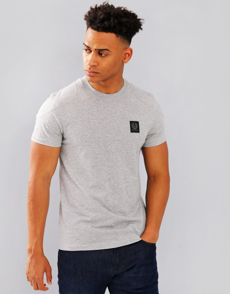 Belstaff Throwley T-Shirt Grey