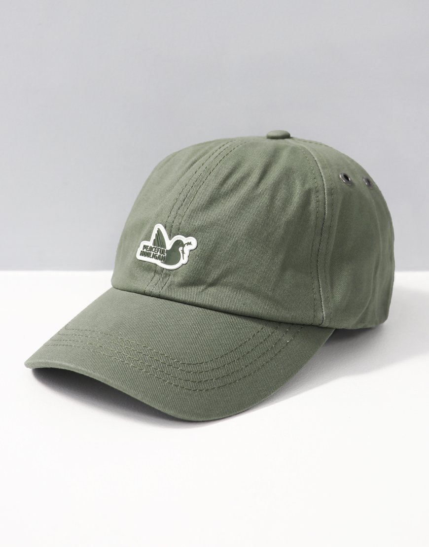 Peaceful Hooligan Factor Cap Khaki