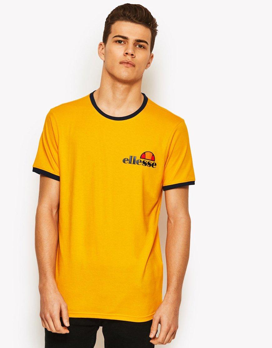 Ellesse Agrigento T-Shirt Yellow