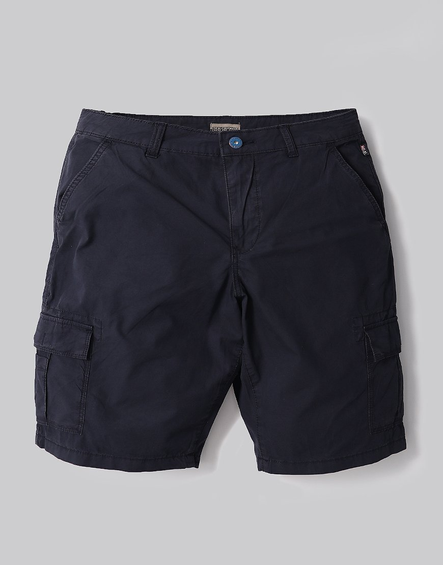 Napapijri Kids Noto 1 Shorts Blu Marine