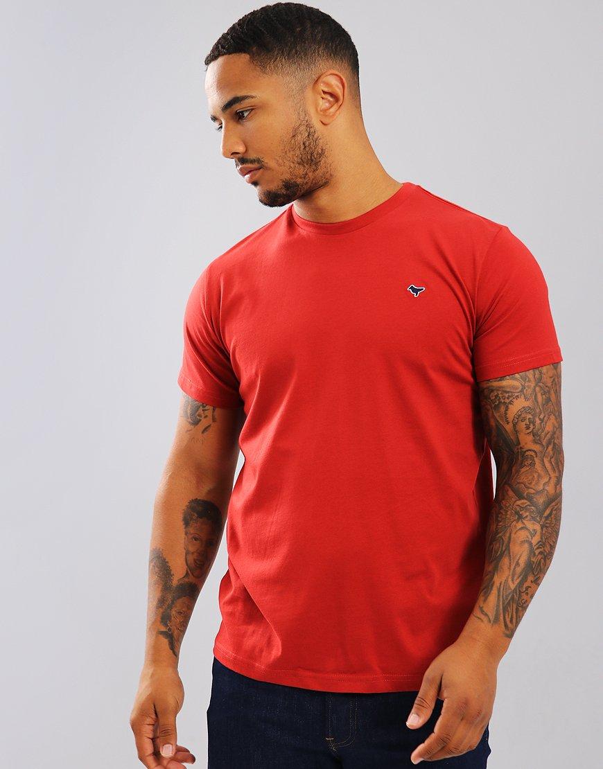 Weekend Offender Ortiz T-Shirt Rust