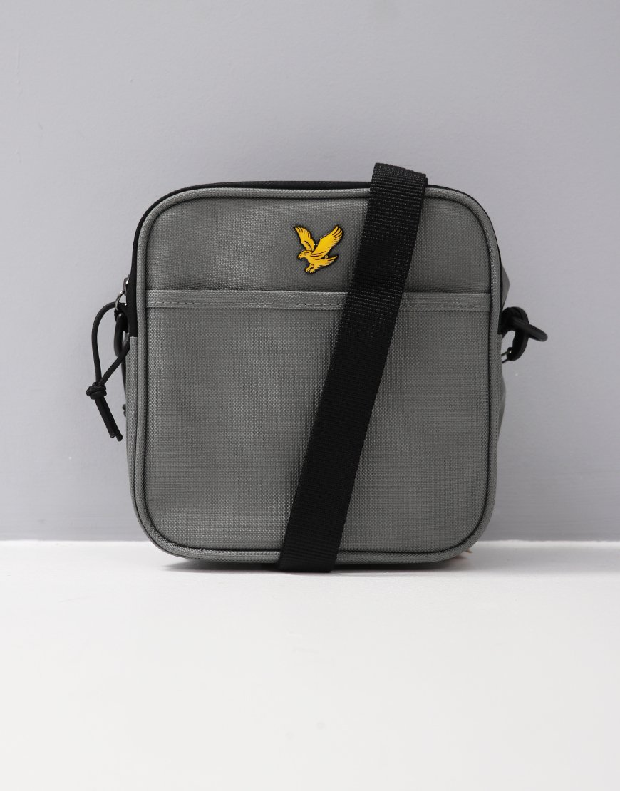Lyle & Scott Festival Bag Urban Grey