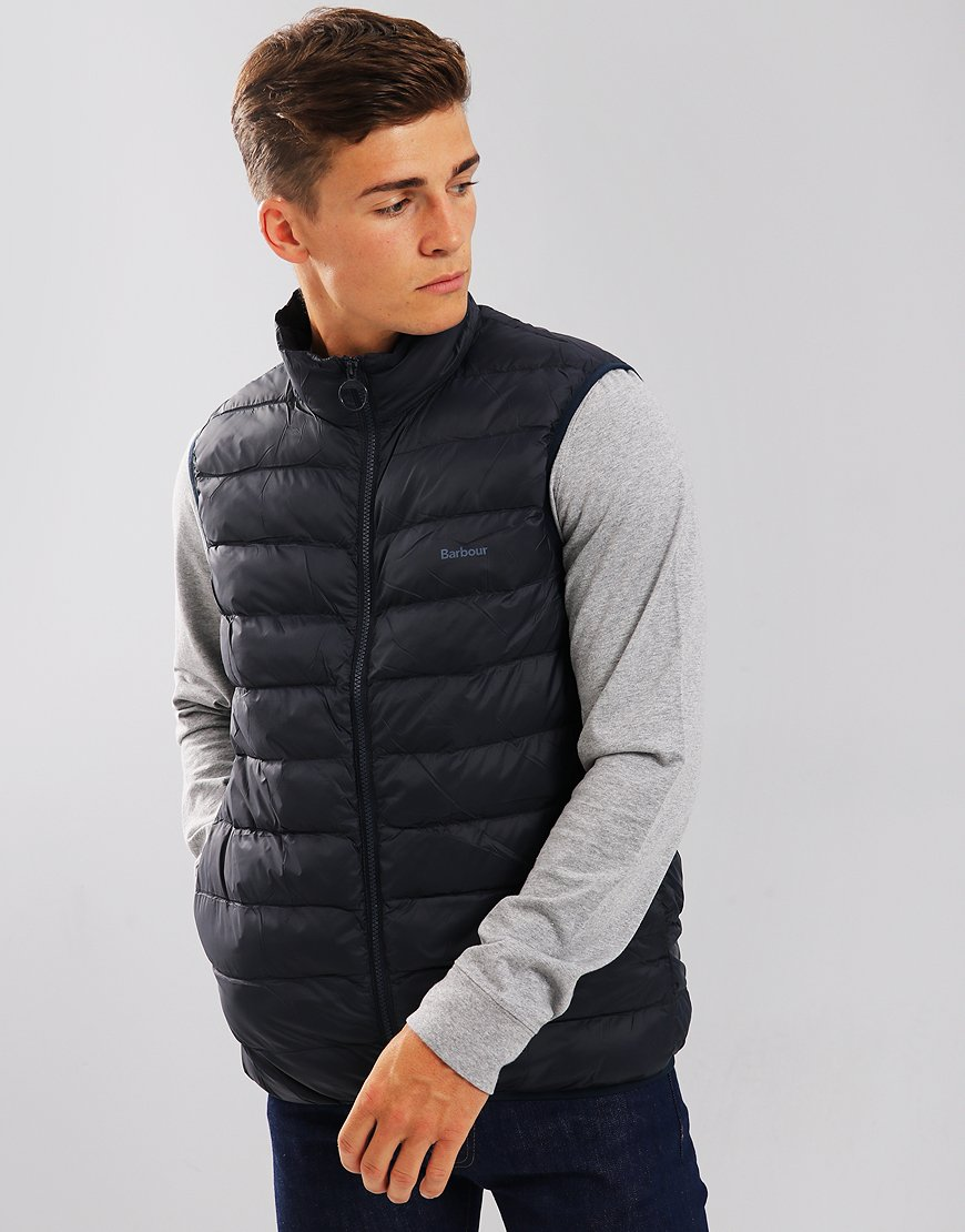 Barbour Bretby Quilted Gilet Navy