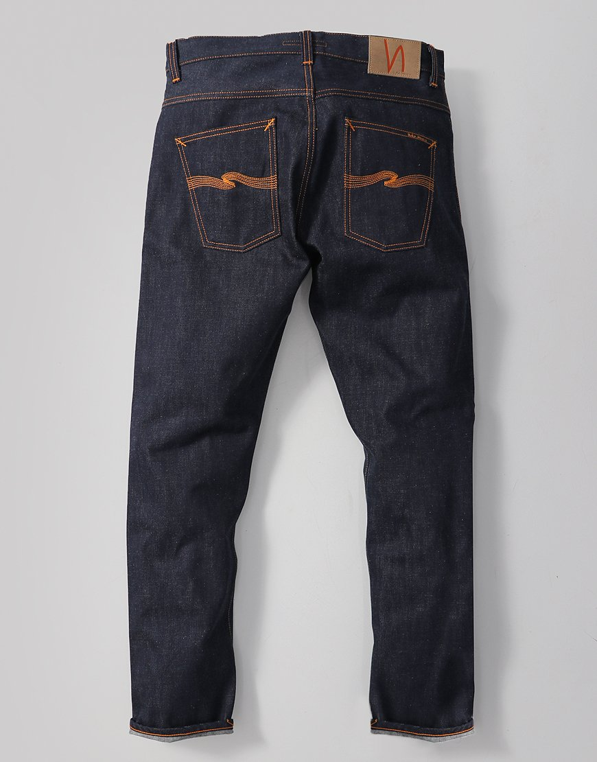 Nudie Fearless Freddie Loose Fit Jeans Dry Ring