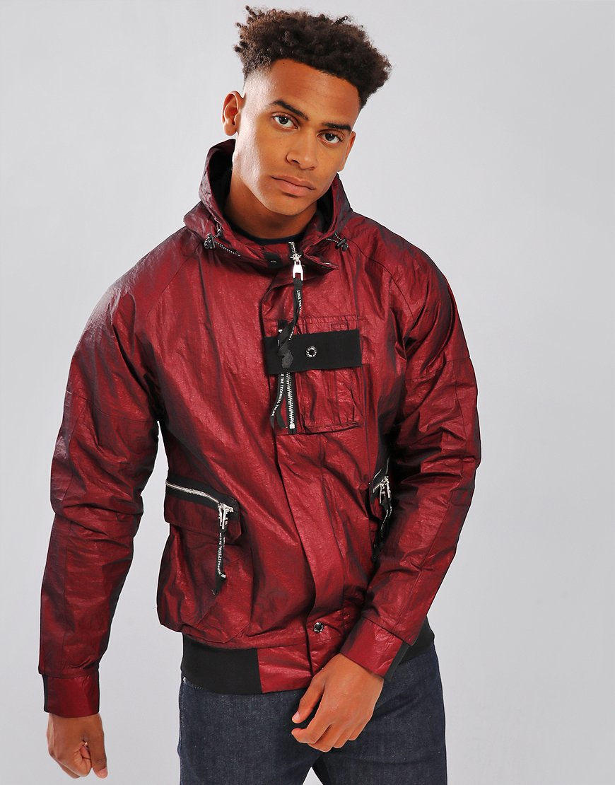 Luke 1977 Supernova Jacket Dark Red