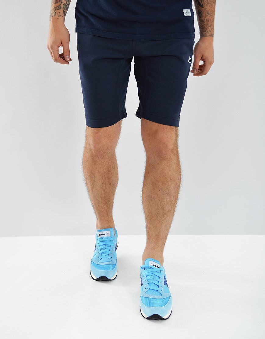 Peaceful Hooligan Track Shorts Navy
