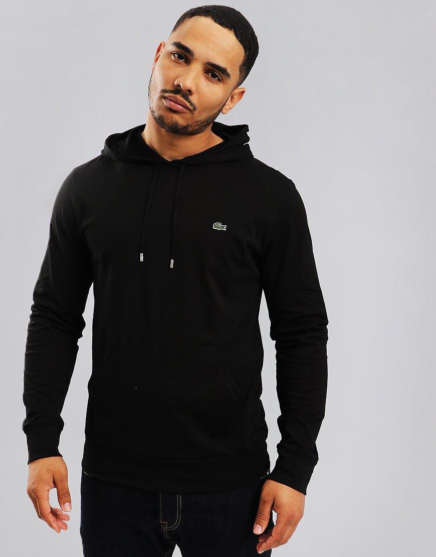 Lacoste Lightweight Hoody Black