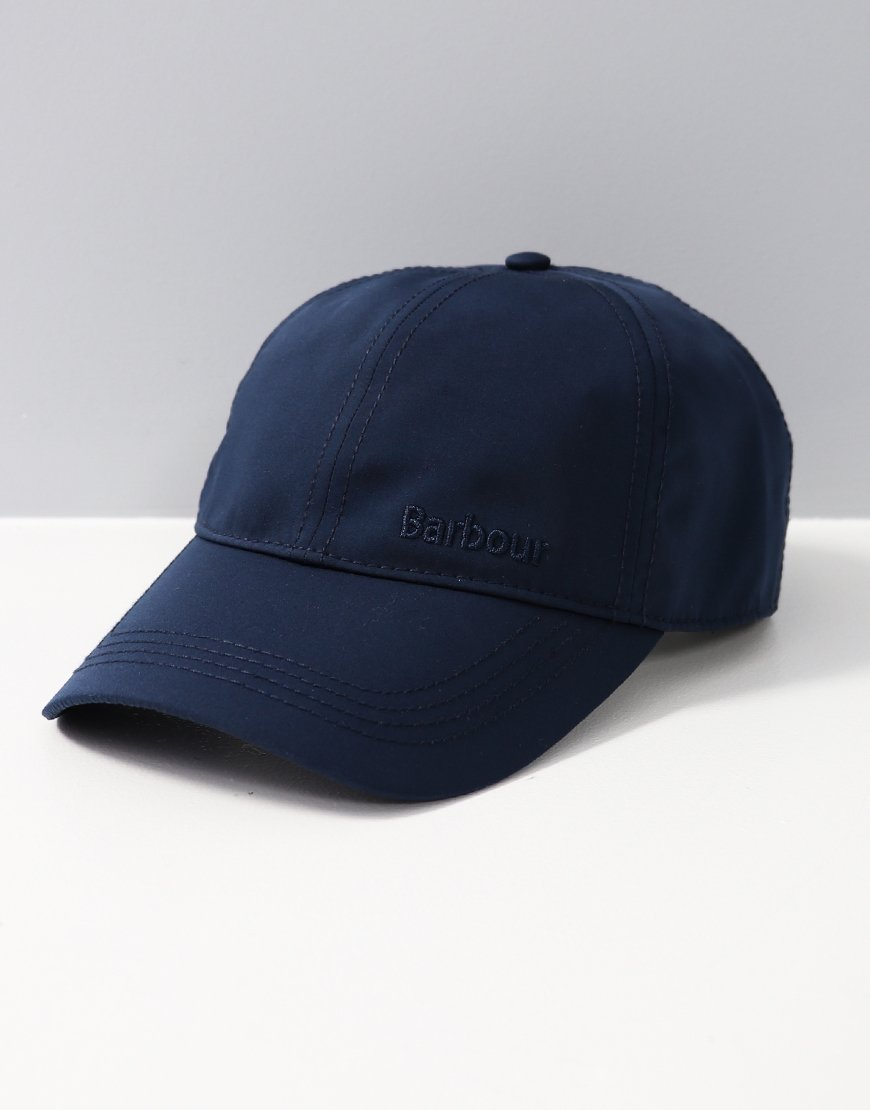 Barbour Berwick Sports Cap Navy