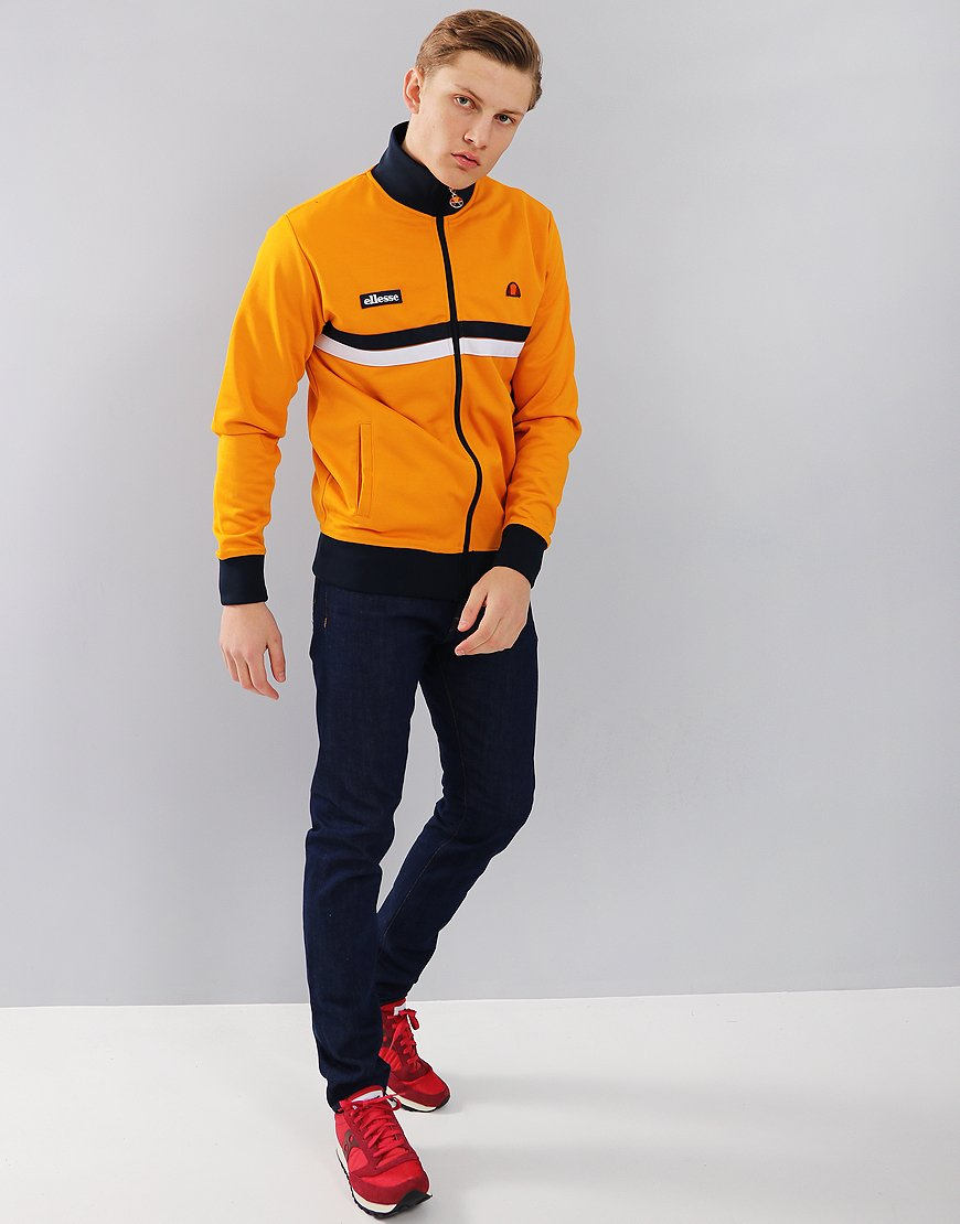 Ellesse Avidor Track Top Cadium Yellow