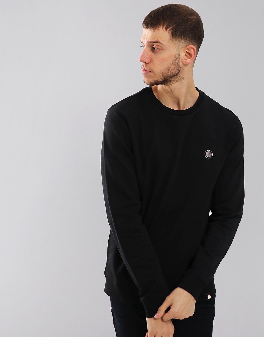 Pretty Green Clements Sweatshirt Black