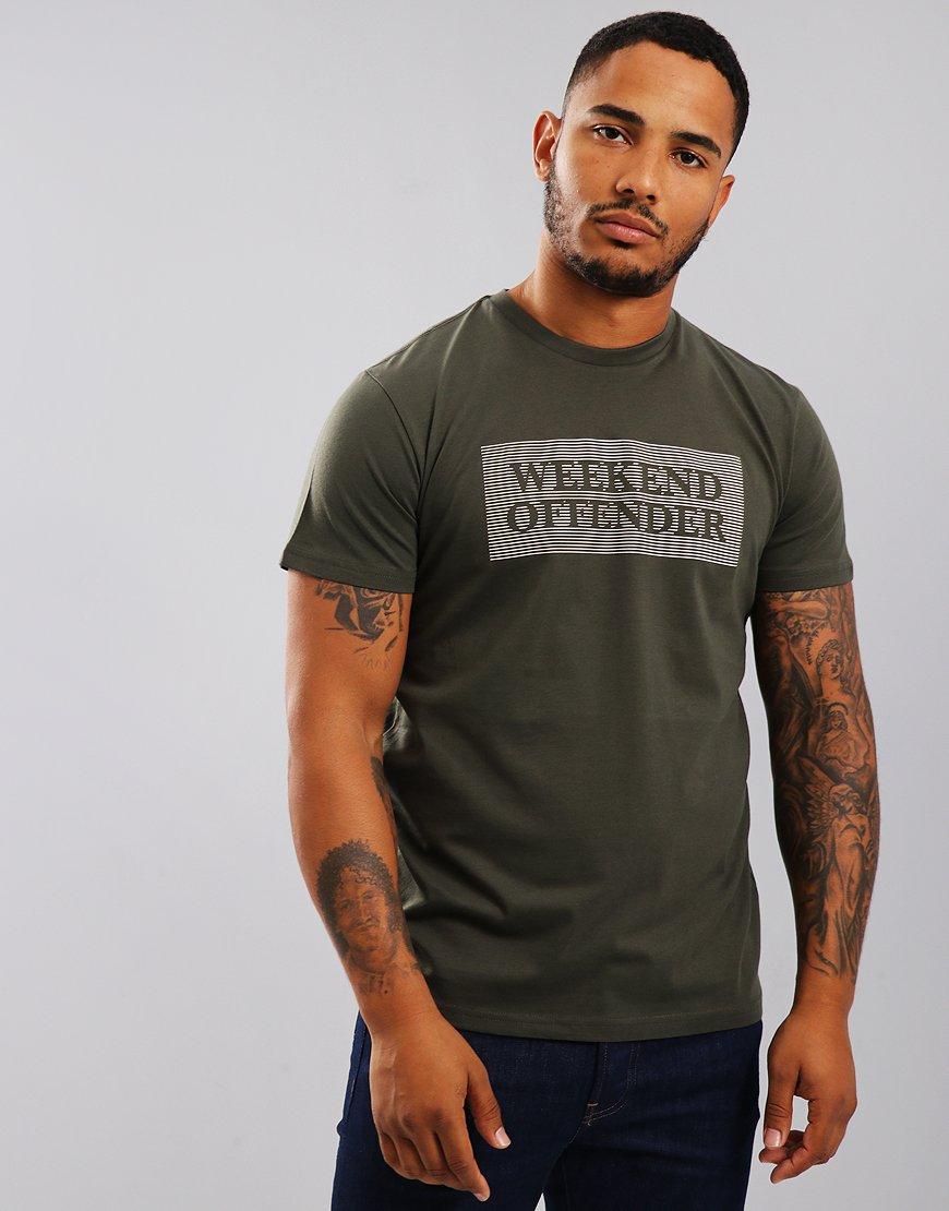 Weekend Offender Groves T-Shirt Spruce