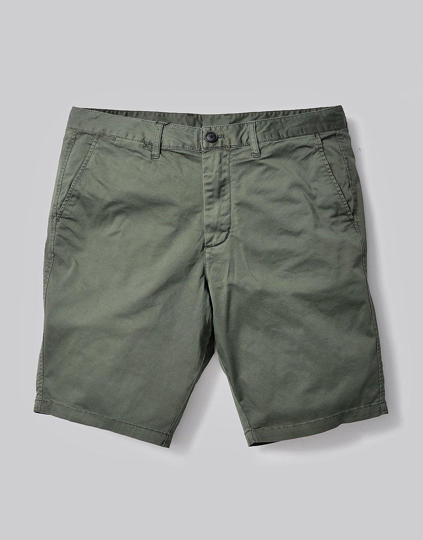 Emporio Armani Chino Shorts Green Thyme