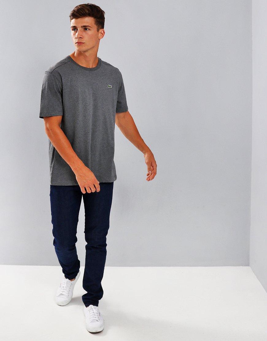 Lacoste SPORT Plain T-Shirt Pitch