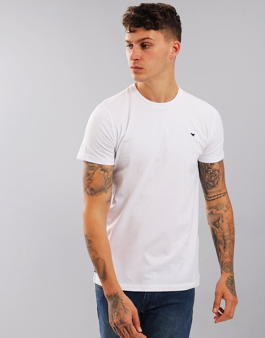 Weekend Offender Dove T-Shirt White