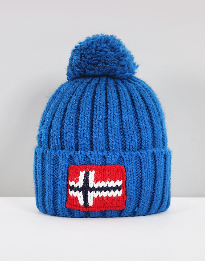 Napapijri Semiury Bobble Hat Bright Royal