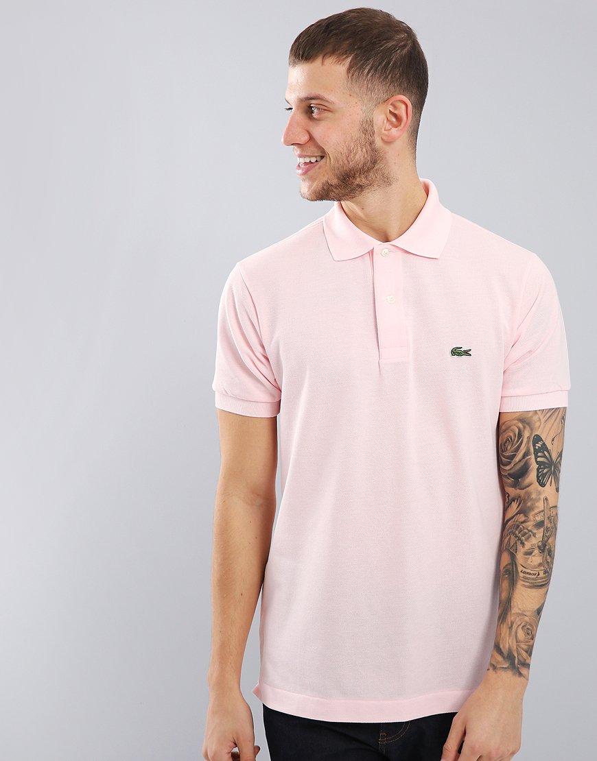 Lacoste L.12.12 Best Polo Shirt  Flamingo
