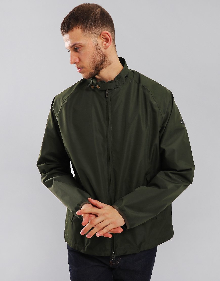 Barbour International Motion Jacket Sage