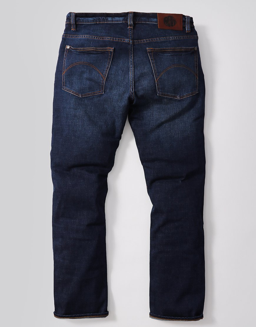 Pretty Green Burnage Regular Fit Jeans 6 Months
