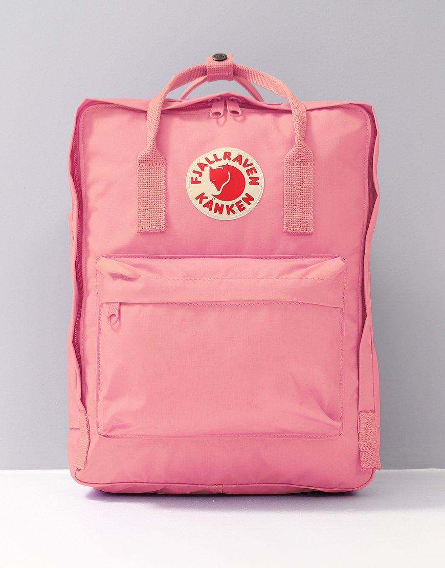 Fjällräven Kånken Backpack Pink - Terraces Menswear a782b396a68a5