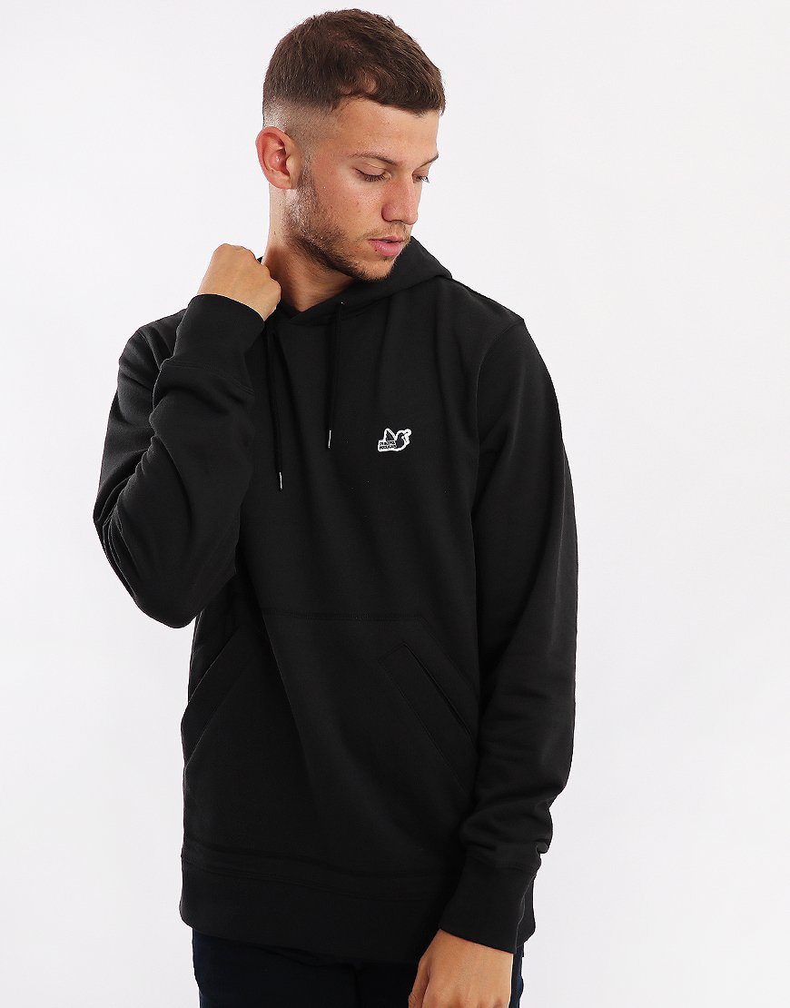 Peaceful Hooligan Overhead Hoodie Black