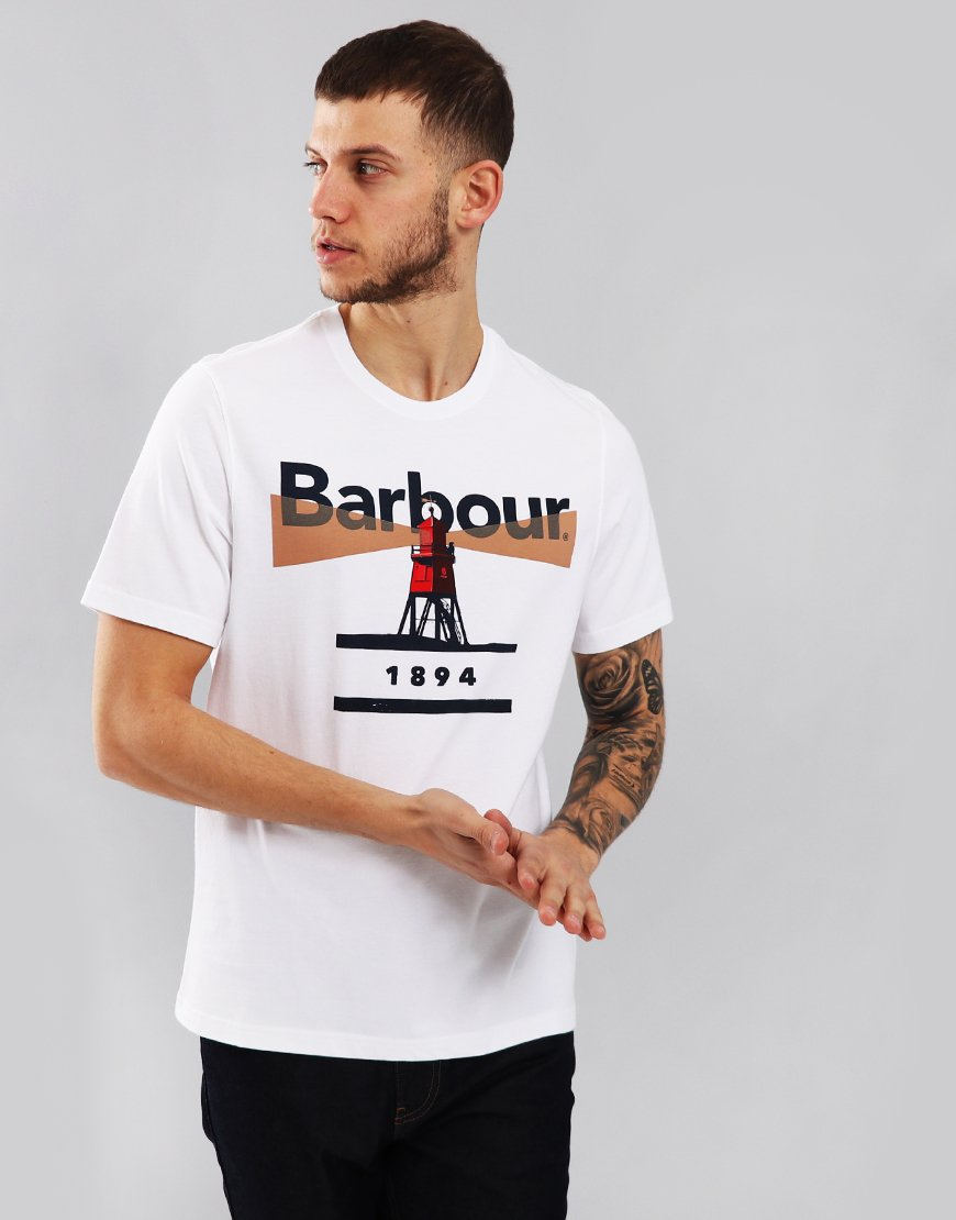 Barbour Beacon 94 T-Shirt White