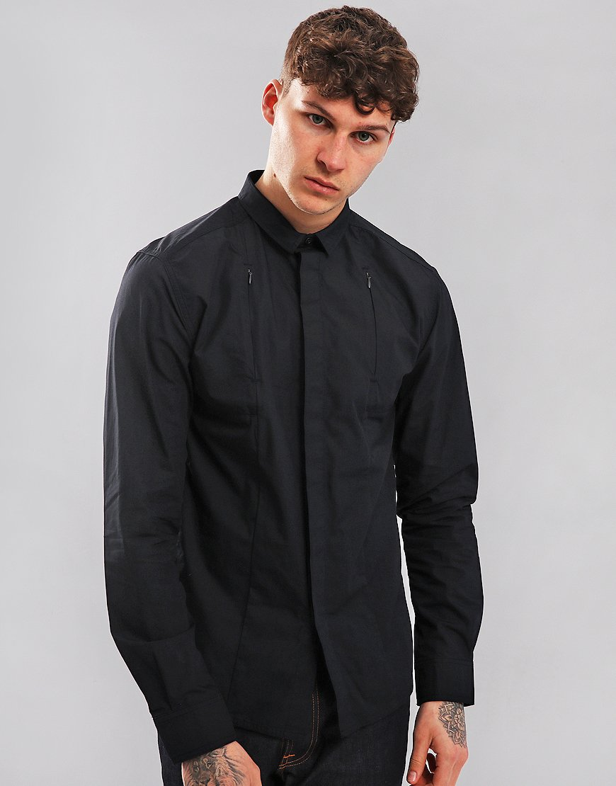 Nicholas Deakins Missouri Shirt Dark Navy