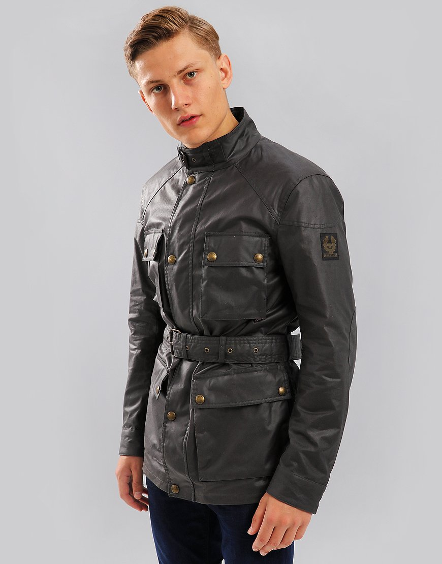 Belstaff Roadmaster Jacket Winward Grey