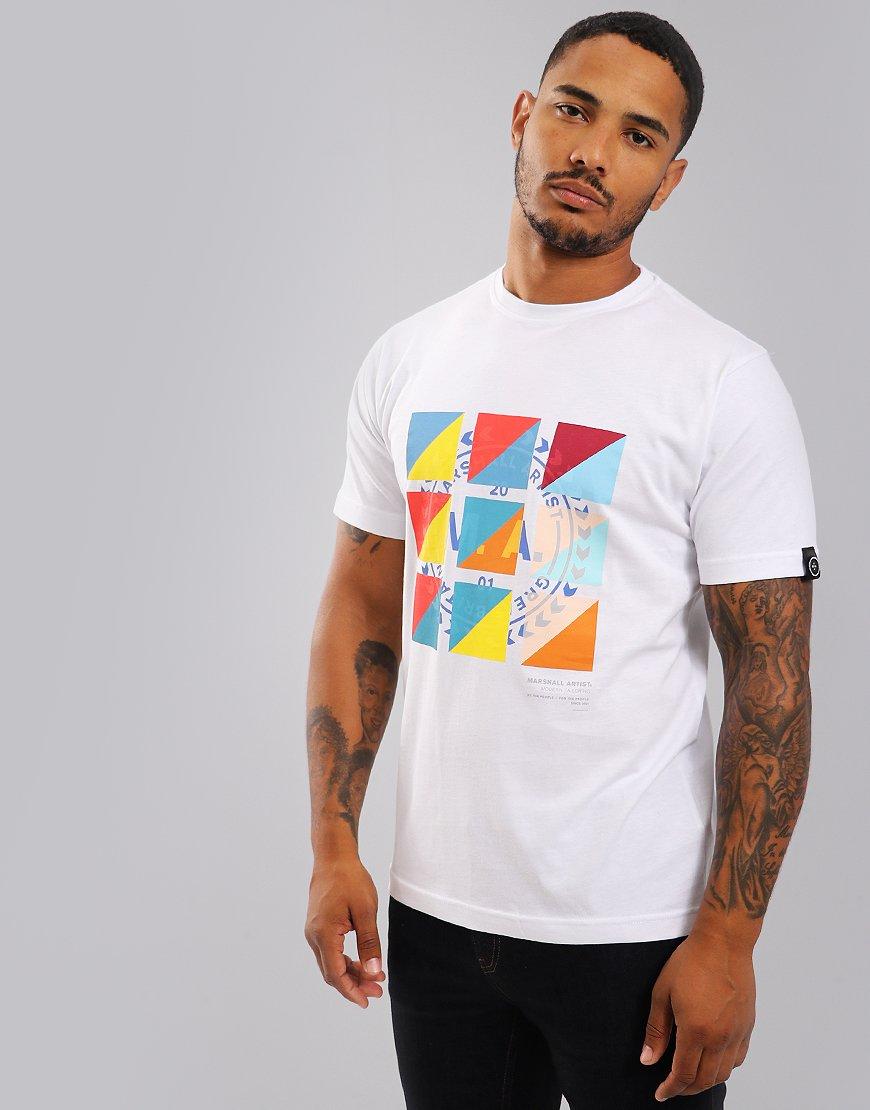 Marshall Artist Signal T-Shirt White