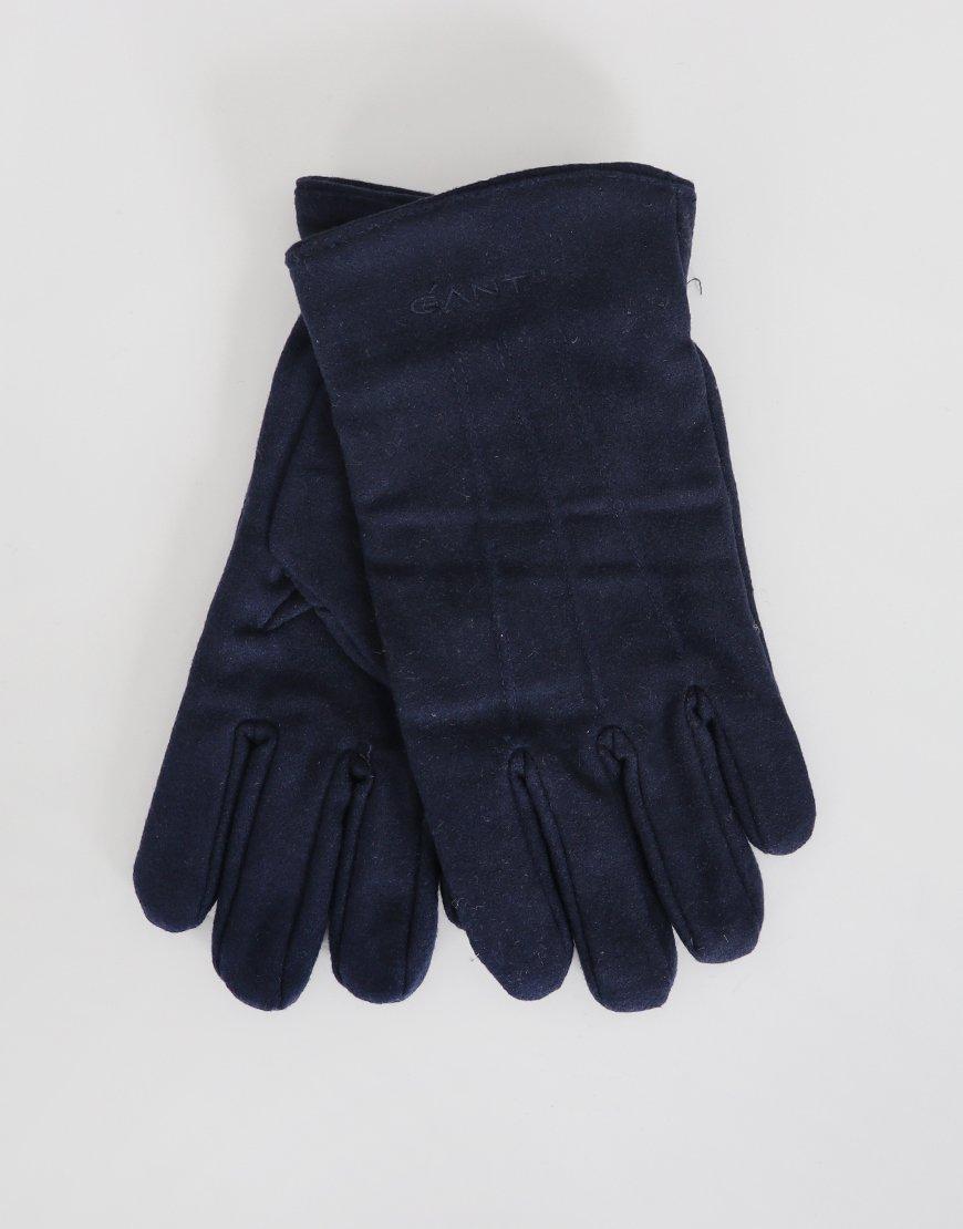 Gant Melton Gloves Navy