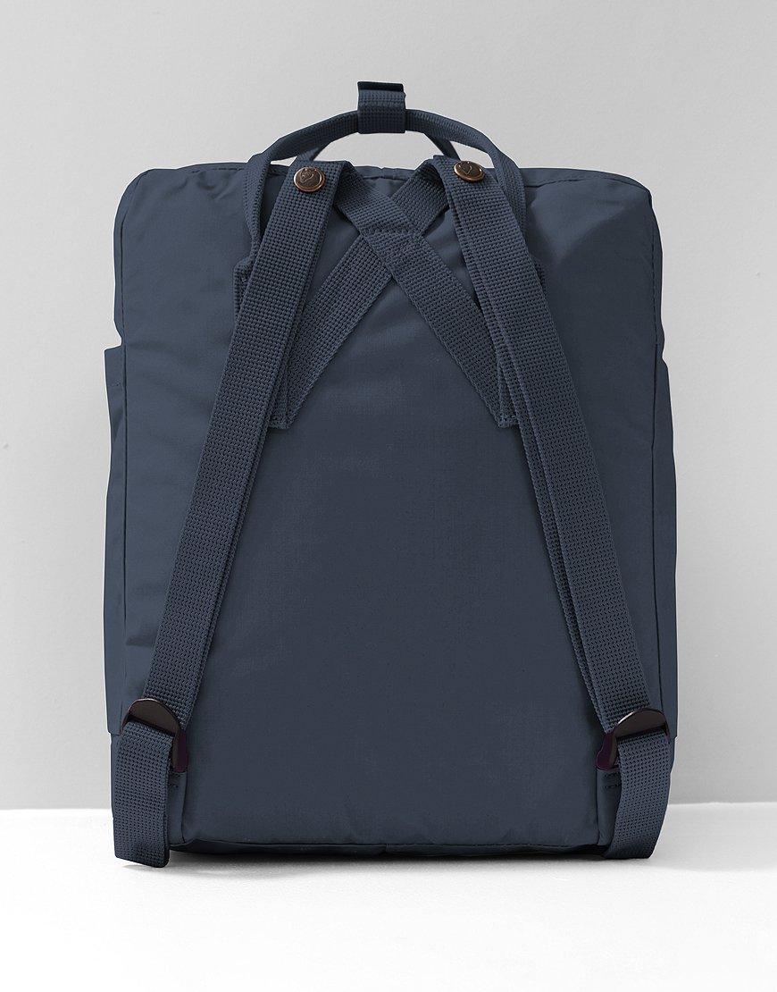 Fjällräven Kånken Backpack Navy - Terraces Menswear f010c4580c