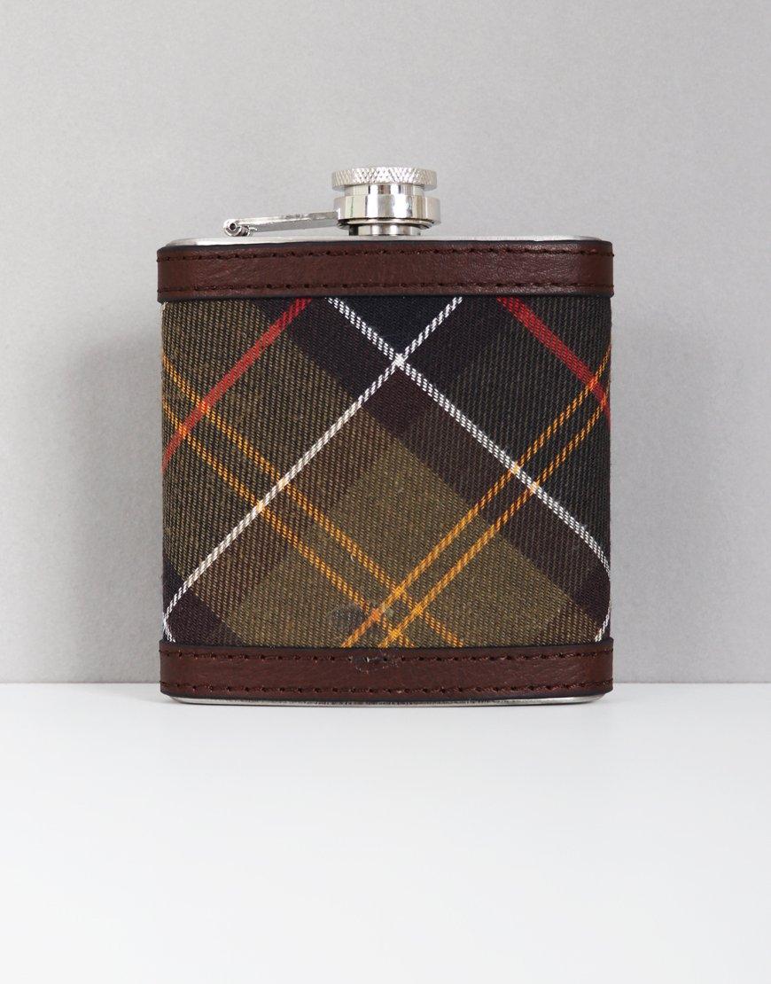 Barbour Hip Flask Classic Tartan