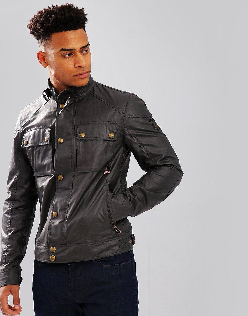 Belstaff Racemaster Jacket Winward Grey