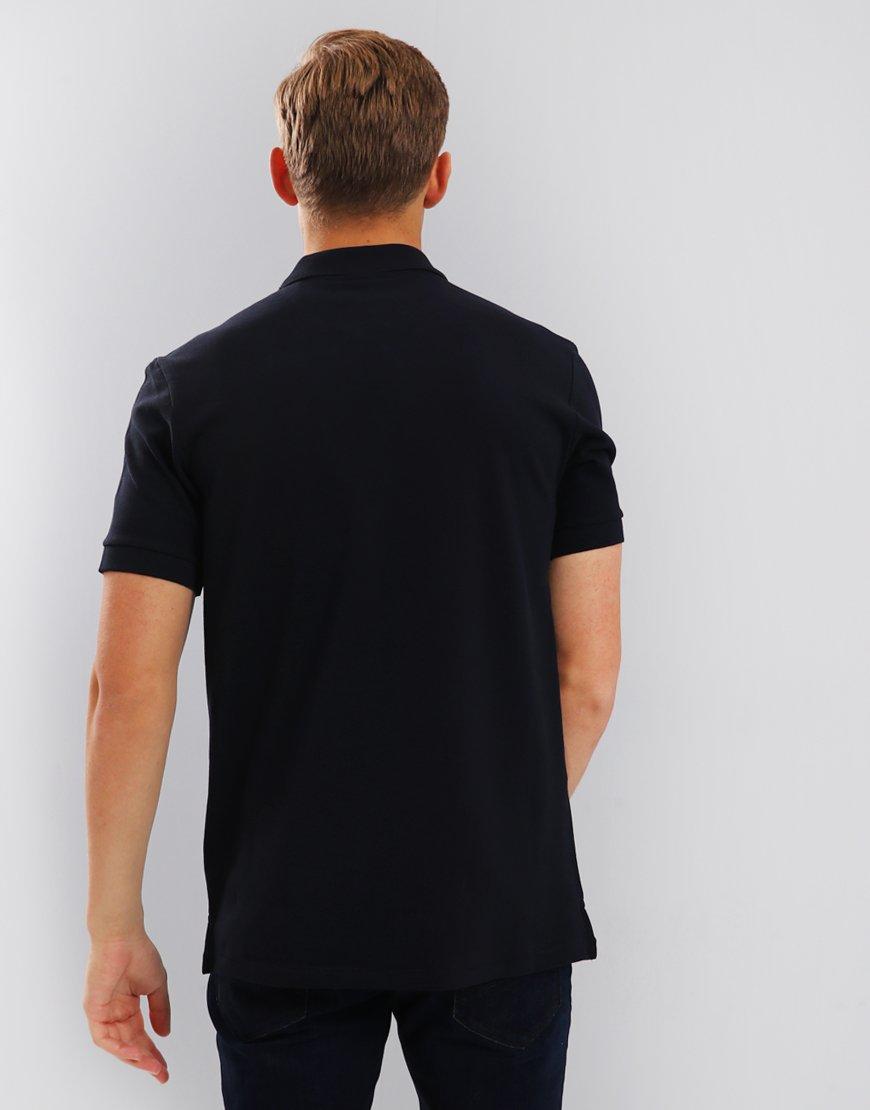 Paul Smith Zebra Logo Polo Shirt  Dark Navy