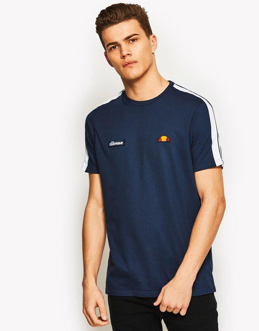 Ellesse Crotone T-Shirt Navy
