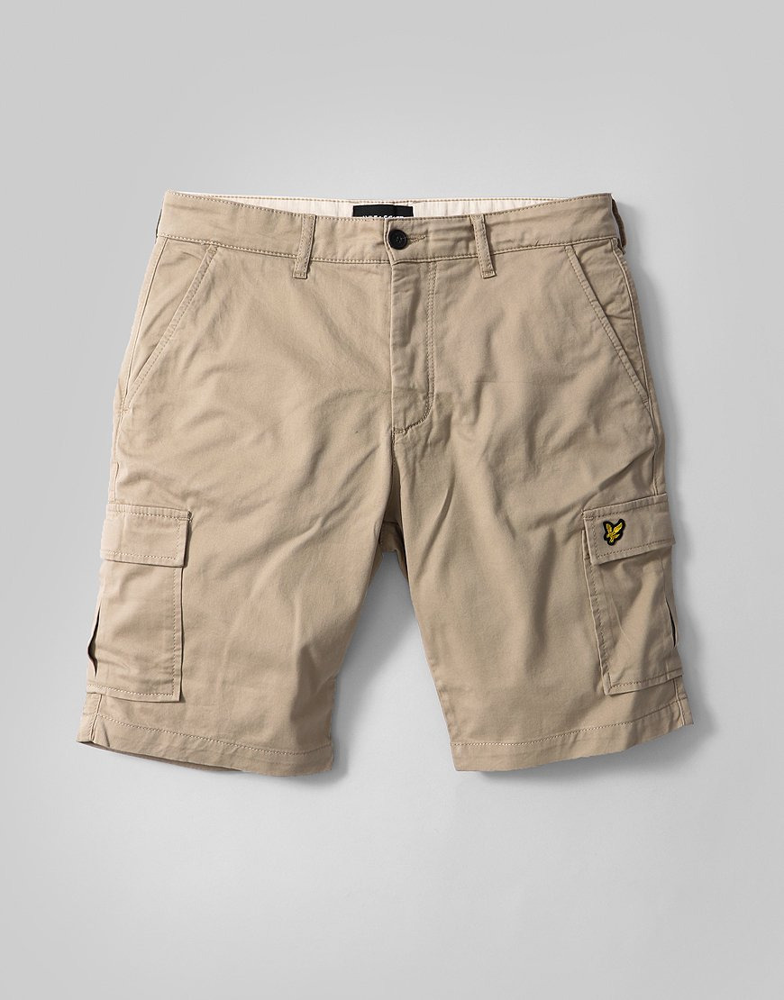 Lyle & Scott Cargo Shorts Stone