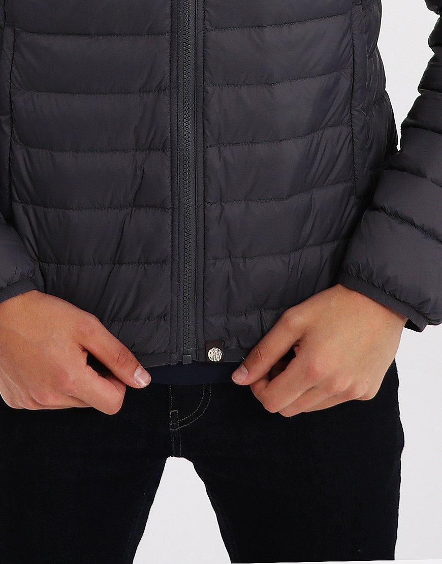 6accef5efb3 Pretty Green Barker Lightweight Down Jacket Grey - Terraces Menswear