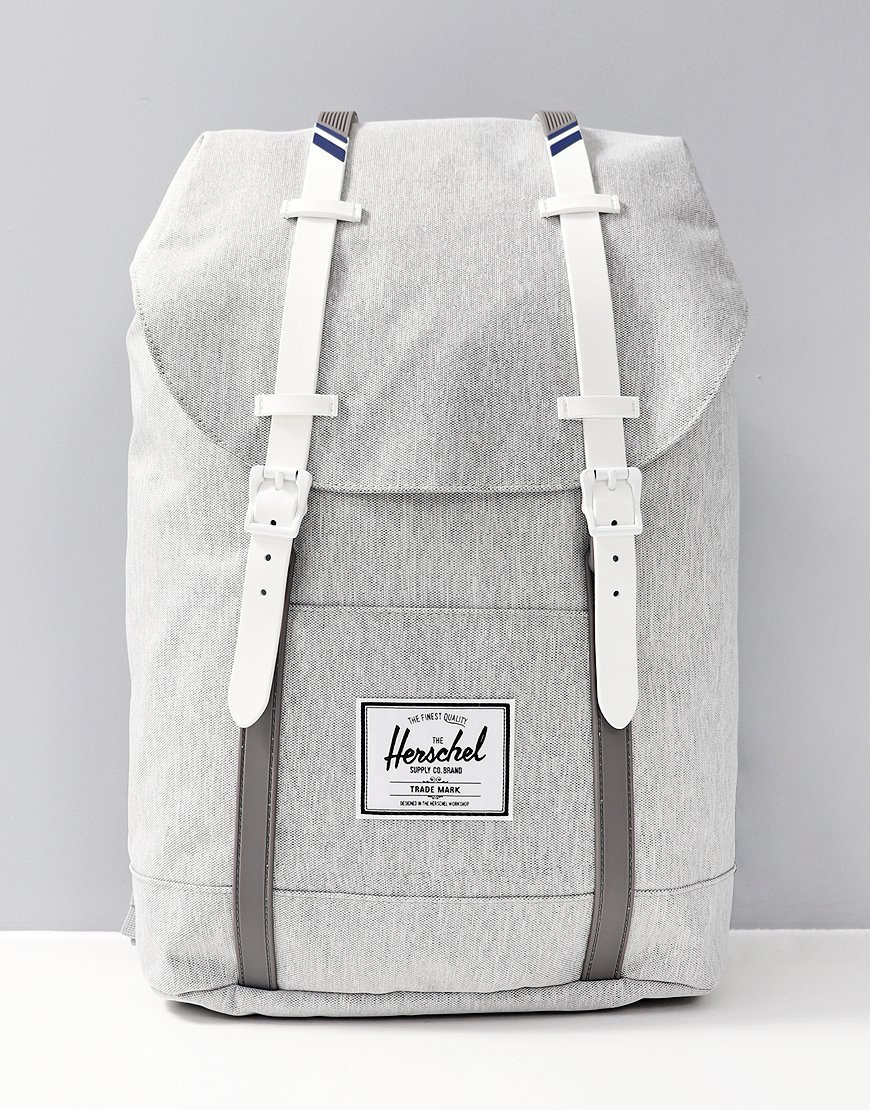 Herschel Retreat Backpack Light Grey
