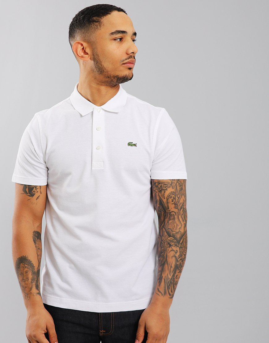 Lacoste SPORT Polo Shirt  White