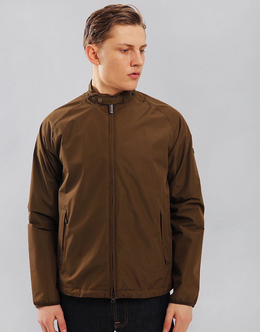 Barbour International Motion Jacket Dark Sand