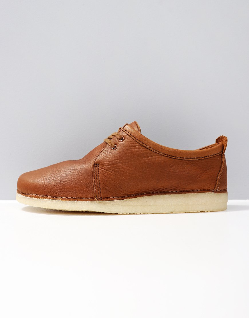 Clarks Originals Ashton Cola Leather